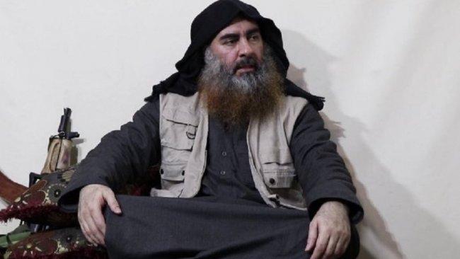 IŞİD Lideri Bağdadi'nin görüntüleri yayınlandı: Dikkat çeken 'Türkiye' detayı