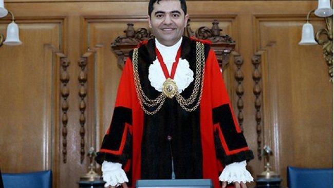 Londra Merkez İlçesi Lambeth'e Kürt Belediye Başkanı