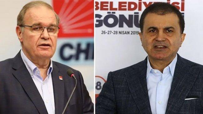CHP'nin 'PYD'yle görüşülüyor' iddiasına Ak Partili Çelik'ten yanıt