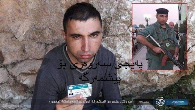 IŞİD, kaçırdığı Kürt genci katletti