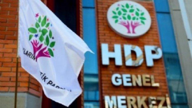 HDP'de Grup Başkan Vekili ve Parti Sözcüsü değişti