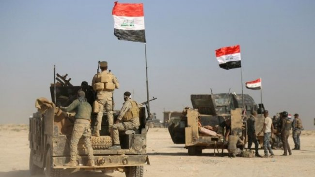 Irak-Suriye sınırında Bağdadi operasyonu