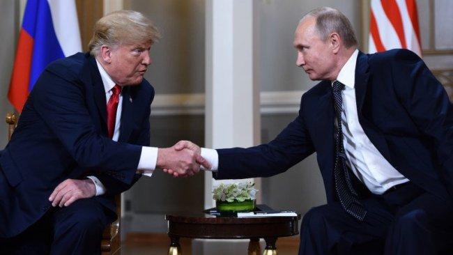 Trump ve Putin 1 saatlik telefon görüşmesi yaptı