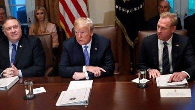 ABD'den Venezuela'ya askeri harekat toplantısı