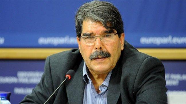 Salih Müslim: Türkiye ile görüşme yok arabuluculuk var