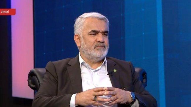 Yapıcıoğlu:  Ak Parti Kürt sorununun çözümünden uzaklaştı