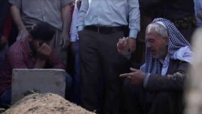 IŞİD tarafından katledilen Kürt gencin cenazesi toprağa verildi