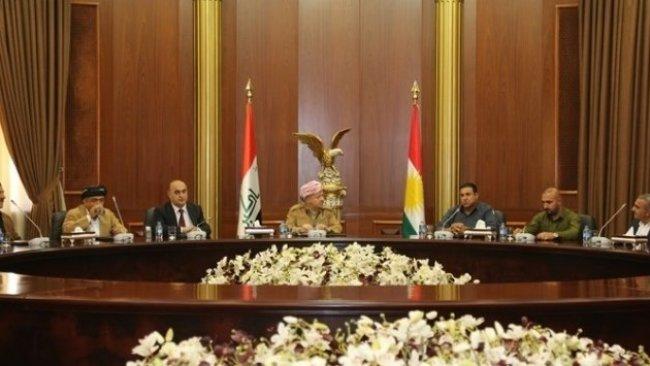 Kürdistan Çiftçiler Temsilcilerinden Başkan Barzani'ye teşekkür