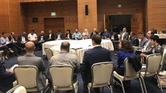 Süleymaniye'de Rojavalı siyasetçiler arasında toplantı