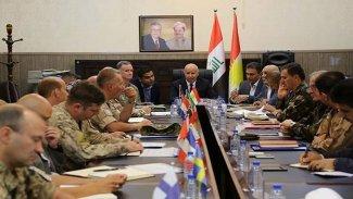 Peşmerge ve Uluslararası Koalisyon'dan önemli toplantı