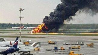 Rusya'da uçak kazası: 41 ölü