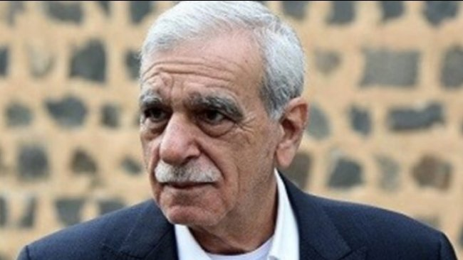 Ahmet Türk: Öcalan, 'barış kaçınılmaz' mesajı verdi
