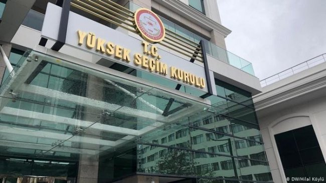 CHP'den YSK'ya İstanbul başvurusu