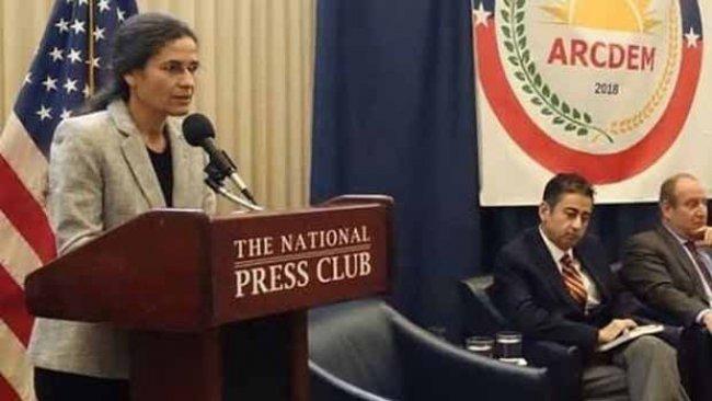 İlham Ahmed: Güvenli bölge konusunu ABD kendi sorumluluğuna aldı
