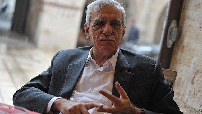 Ahmet Türk, Öcalan'ın mesajlarını değerlendirdi
