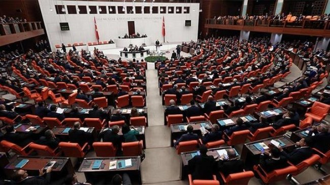 HDP'li 9 vekil hakkındaki 13 fezleke mecliste