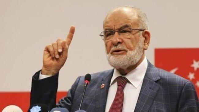 Karamollaoğlu: Öcalan'la temasların bir gayesi var