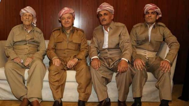 Başkan Barzani, Ölümsüz Kürt liderin yol arkadaşlarıyla bir araya geldi