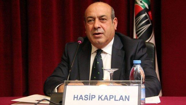 Hasip Kaplan Öcalan'ın mesajını değerlendirdi