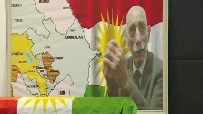 Kızıl Kürdistan'ın kurucusu Wekil Mustafayev Erbil'de toprağa verildi