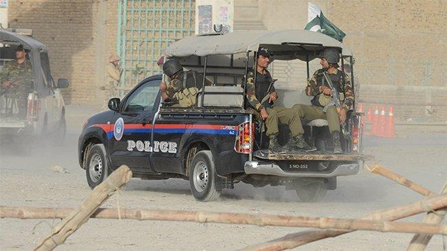 Beluç savaşçıları Pakistan'da 5 yıldızlı otele saldırı düzenledi