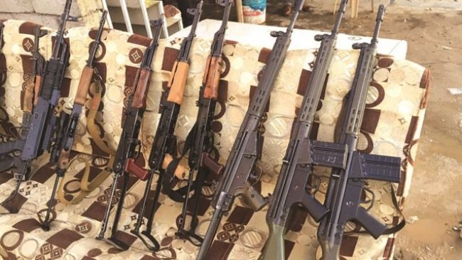 Irak'tan IŞİD'e karşı silahlandırma kararı