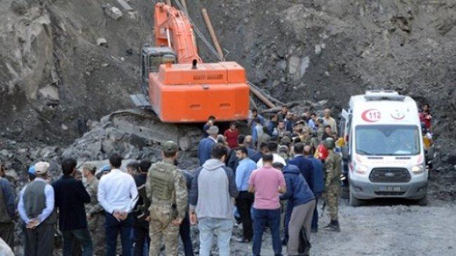 Şırnak'ta kömür ocağında göçük: 1 ölü, 1 yaralı