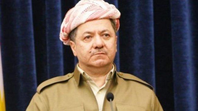 Başkan Barzani: İskender Komutan, kahraman bir Peşmerge'ydi