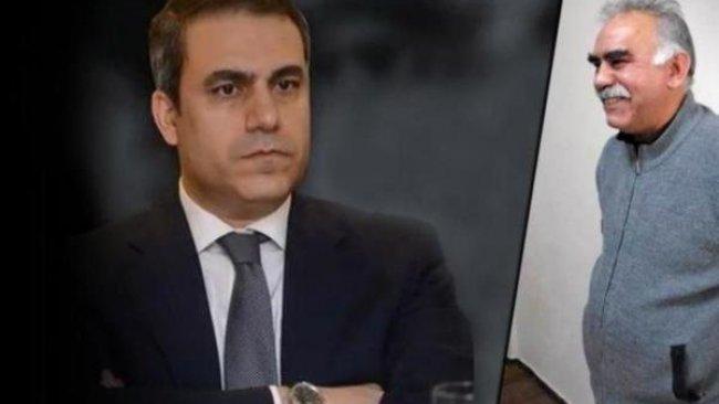 Gazeteci Tarakçı: Hakan Fidan, Öcalan ile görüştü