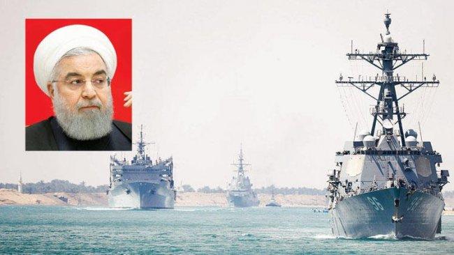 Ruhani: İran-Irak savaşından daha beter