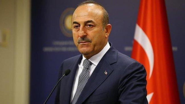 Çavuşoğlu'ndan Suriye açıklaması!