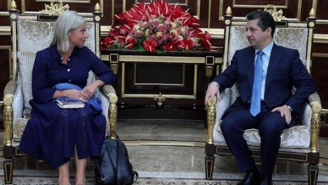 Mesrur Barzani: Sorunların çözümü için ortak bir irade var