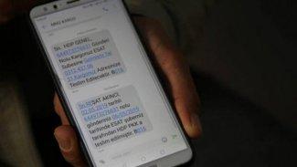 MNG Kargo'dan SMS: Gönderiniz HDP PKK'ya teslim edilmiştir