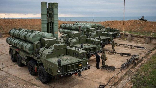Putin'den orduya S-400 talimatı