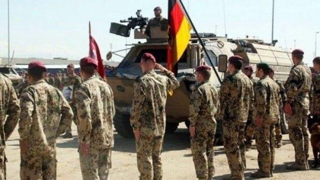 Almanya Irak ve Kürdistan'daki askeri faaliyetlerini askıya aldı