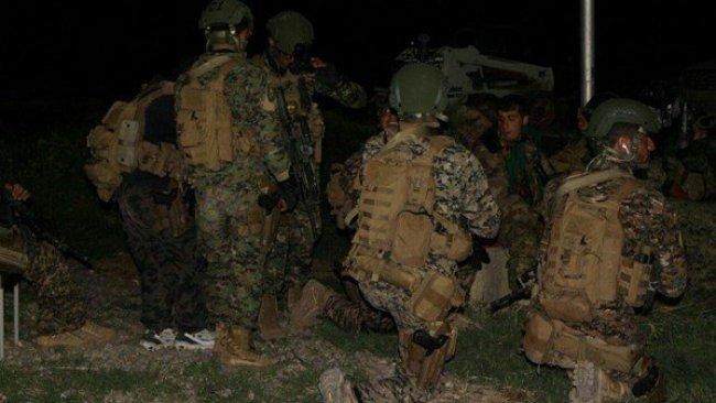 DSG'den IŞİD'e operasyon