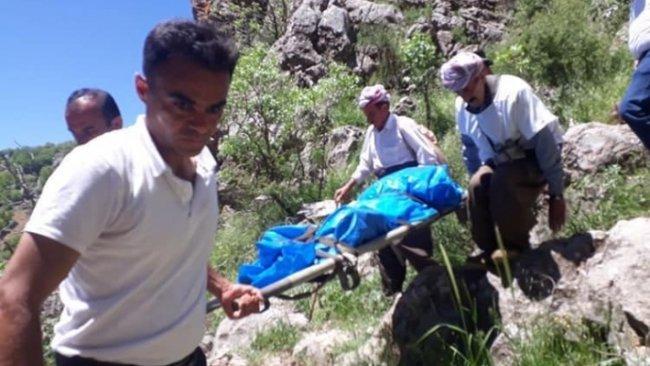 TSK Mergesor'u bombaladı: 1 sivil hayatını kaybetti