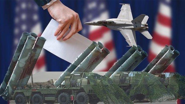 ABD'den bir uyarı daha... S-400'ler alınırsa ABD Kongresi seyirci kalmaz!