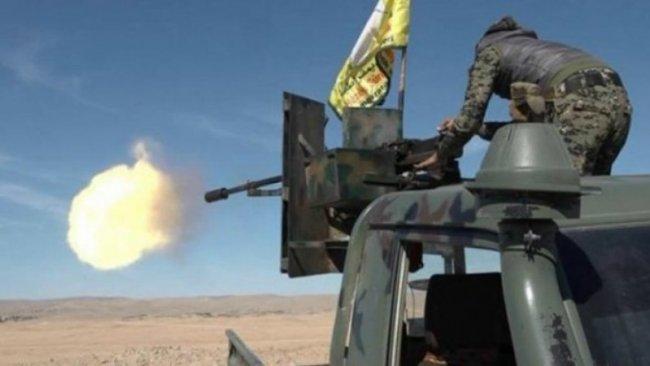 DSG'den Deyri ez Zor'da IŞİD'e karşı operasyon