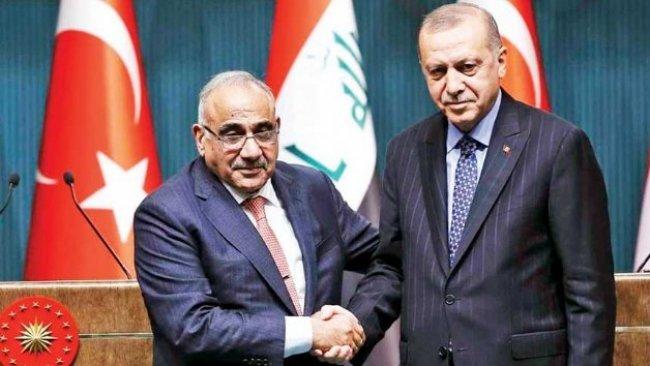 Erdoğan: Irak'la askeri işbirliği anlaşması yapılmasına karar verdik