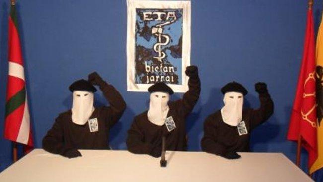 ETA liderlerinden Ternera gözaltında