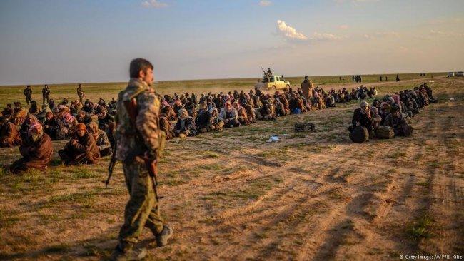 İsveç'ten IŞİD'lilerin özel mahkemede yargılanması için girişim