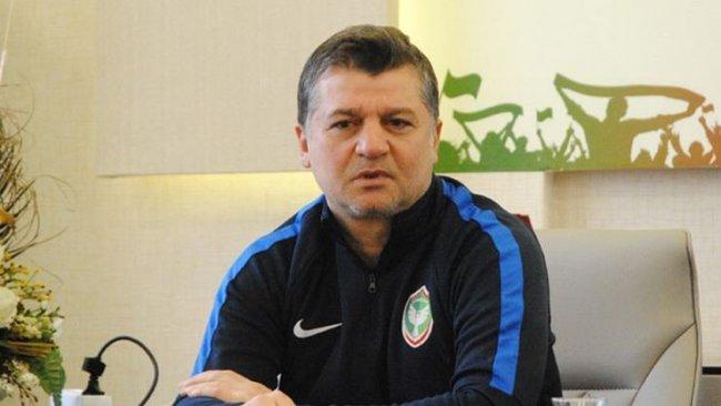 Amedspor'da teknik direktör Budakın ile yollar ayrıldı