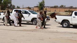 DSG: Deyz ez Zor'da 42 IŞİD teröristi yakaladık