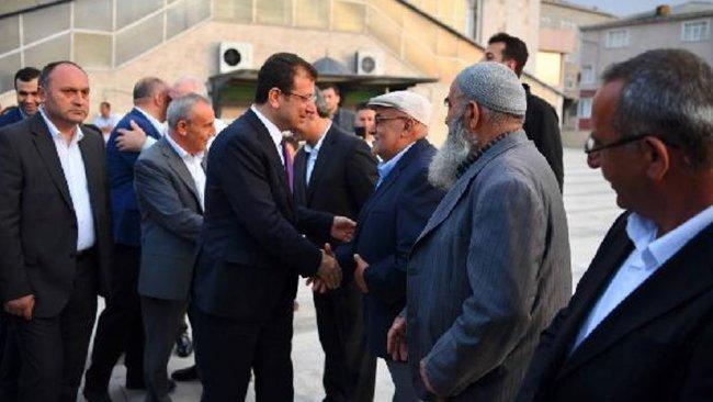 İmamoğlu, Kürt kanaat önderleriyle bir araya geldi