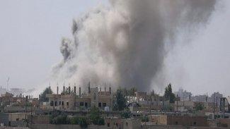 Rakka'da bombalı araç saldırısı