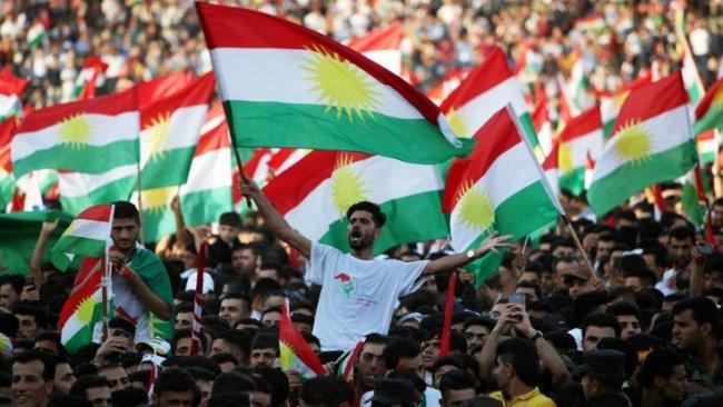 'Referandum: Kürdistan Devletinin Tapusu' kitabı ABD Kongresi'ne sunuldu