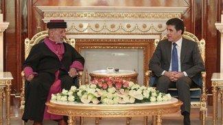 Başbakan Barzani, Dünya Asurileri Doğu Kilisesi Patriği'ni kabul etti