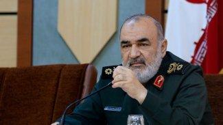 Devrim Muhafızları Komutanı: Savaş peşinde değiliz ama...