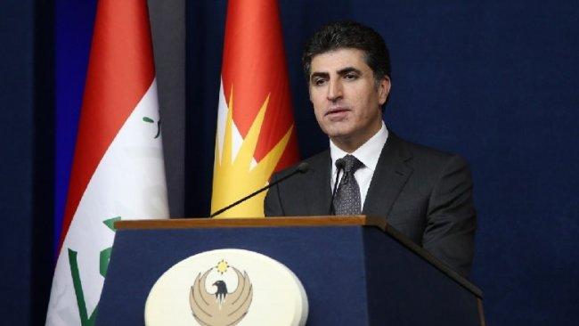 Başbakan Barzani'den BM'ye mektup